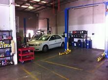 Car repair shop sale Thomastown Whittlesea Area Preview