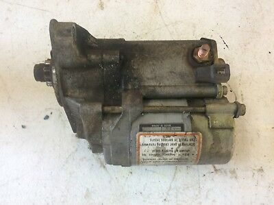 1993-1998 Ford New Holland 1210 1215 1220 Compact Tractor Starter