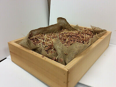 Quilt Board Box For 8 Frame Pine Langstroth Beehive