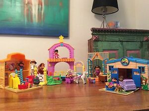 Dora bumper pack of toys Petersham Marrickville Area Preview