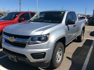 2018 Chevrolet Colorado 2WD Base
