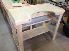 Jewellers workbench carpenter built Paddington Brisbane North West Preview