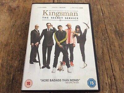 Kingsman the secret service  DVD Colin Firth
