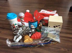 Assorted Christmas Supplies