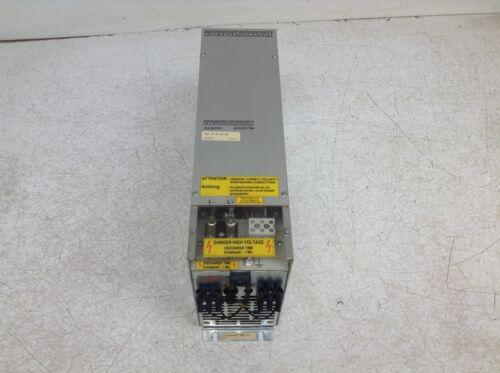 Bosch Rexroth Indramat TBM 1.2-40-W1-115 AC Servo Bleeder-TBM TBM1240W11