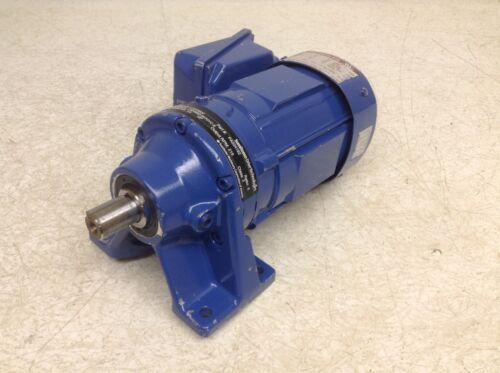 Sumitomo Drive PA024192 230/460 VAC Gear Motor 8:1 1/4 HP CNHM02-6070YC-8 TC-FX
