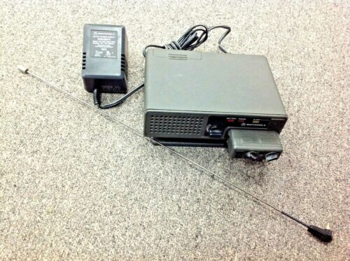 Motorola Amplified Charger, w Minitor 2 Pager # H03UMC1222AC, 1 FX