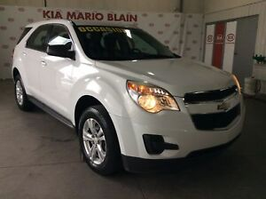 2011 Chevrolet Equinox LS  A/C BLUTHOOTH DÉMAREUR A DISTANCE