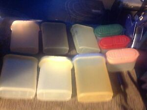 Tupperware's Modular Mates Spice Containers large/small Everton Park Brisbane North West Preview