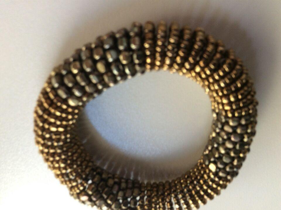 Modeschmuckkette mit passendem Armband goldfarben in Hannover - Bothfeld-Vahrenheide