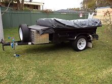 CAMPER TRAILER SOFT FLOOR - MARIO Noraville Wyong Area Preview