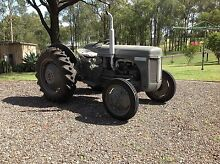 TeD20 Massey Ferguson (petrol/kero) Wattle Ponds Singleton Area Preview