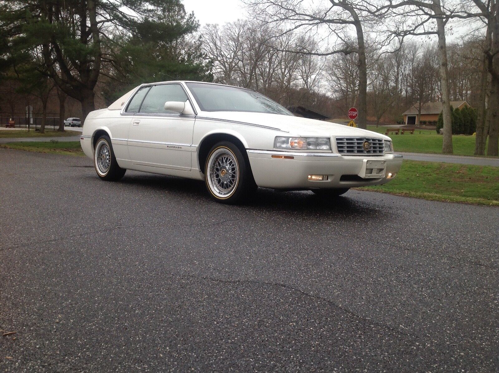 cadillac eldorado 1996 for sale exterior color white cadillac eldorado 1996 for sale
