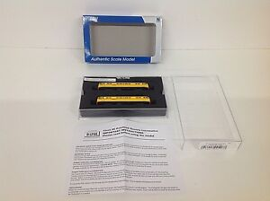 DAPOL N GAUGE ND147 CLASS 86 TWIN PACK NETWORK RAIL YELLOW DCC READY