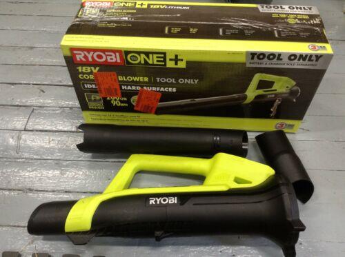 RYOBI P2109 18V ONE+ Cordless Blower (Tool Only)