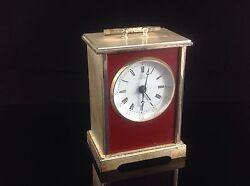 Vintage Pontifa Table Top Alarm Clock , Working!