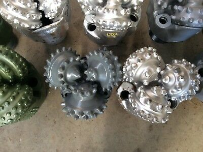 10 34 Tci Button Bit Water Well Drilling