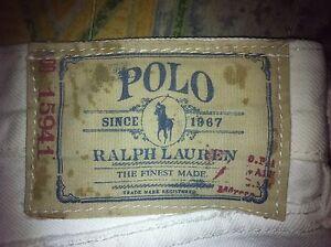 Blue Polo Shirt & White Ralph Lauren Polo Jean Inala Brisbane South West Preview