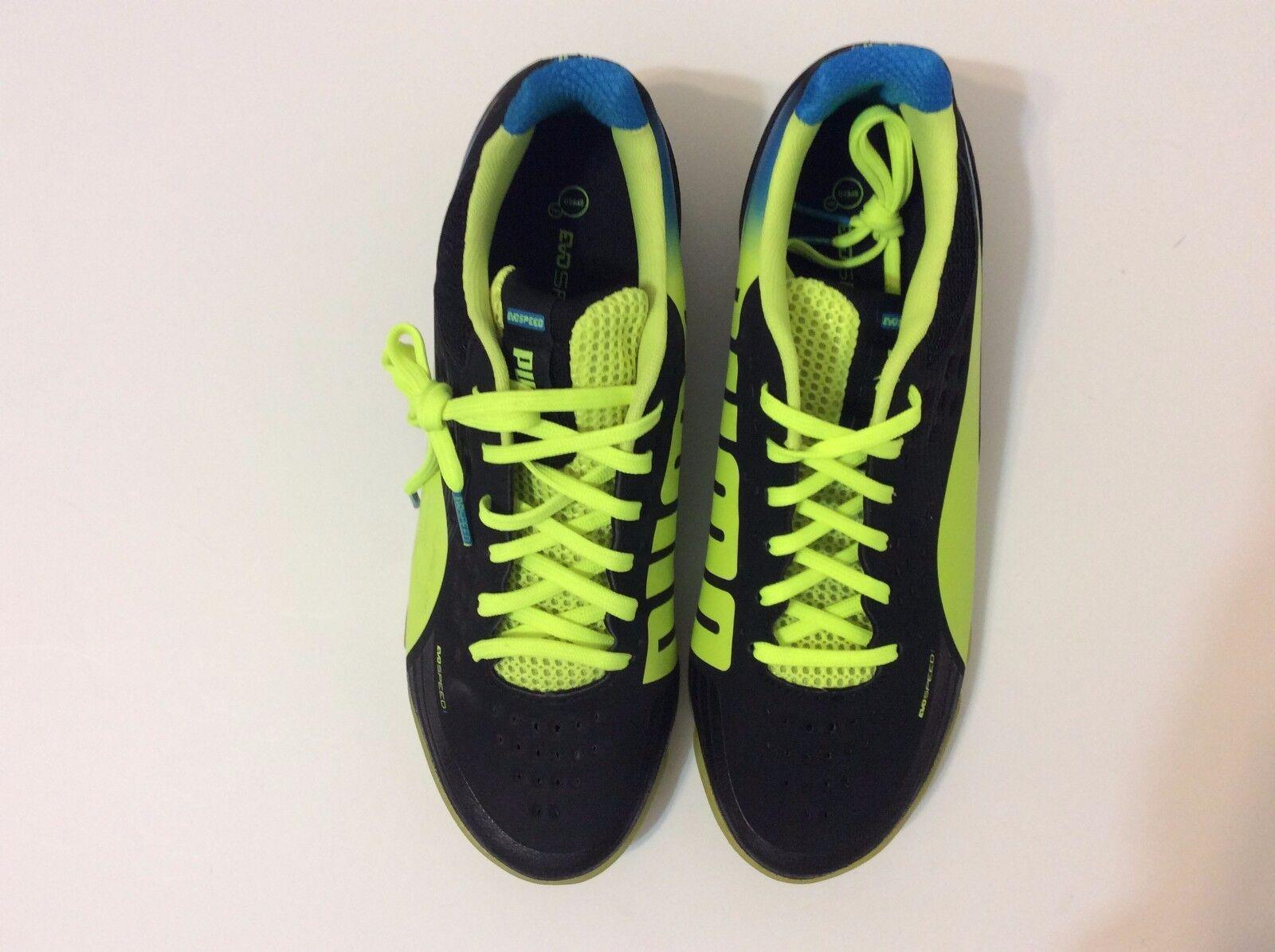 Puma Evospeed 1 Sala Mens Synthetic Athletic Sneakers