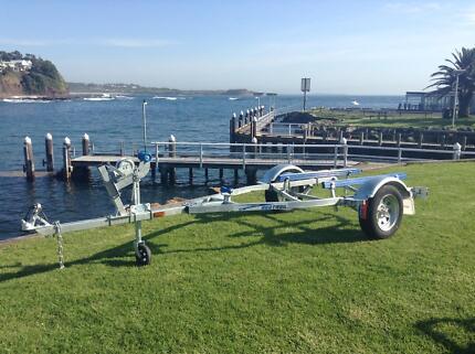 PWC13,Gal Jetski Trailer (suits Sea-Doo,Yamaha,2-3 seater) Kiama Kiama Area Preview