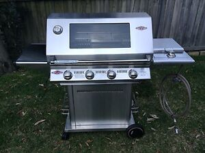 Beefeater Signature S3000S 4 burner BBQ North Narrabeen Pittwater Area Preview