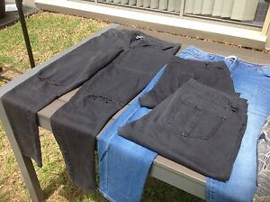 Jeans and alibaba pans Ruse Campbelltown Area Preview