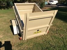 Brand New Box Trailer 6x4 high side with ramp St Clair Penrith Area Preview
