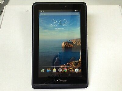 *Verizon Wireless QMV7B  7 inch HD 4G LTE 8GB Android WiFi Tablet