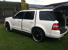 MY02 Ford Explorer 4x4 Narre Warren Casey Area Preview