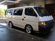 Toyota Hiace 1997 manull Ryde Ryde Area Preview