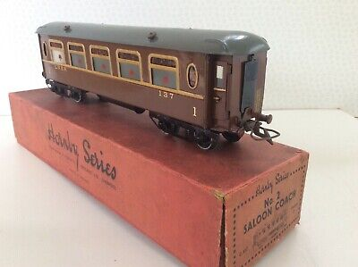 Used, Hornby O gauge No 2 LNER Saloon coach for sale  Shipping to Ireland