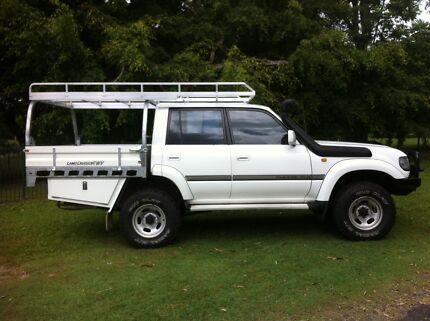 Land cruiser 80 series dual cab Earlville Cairns City Preview