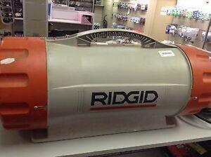 Ridged air mover