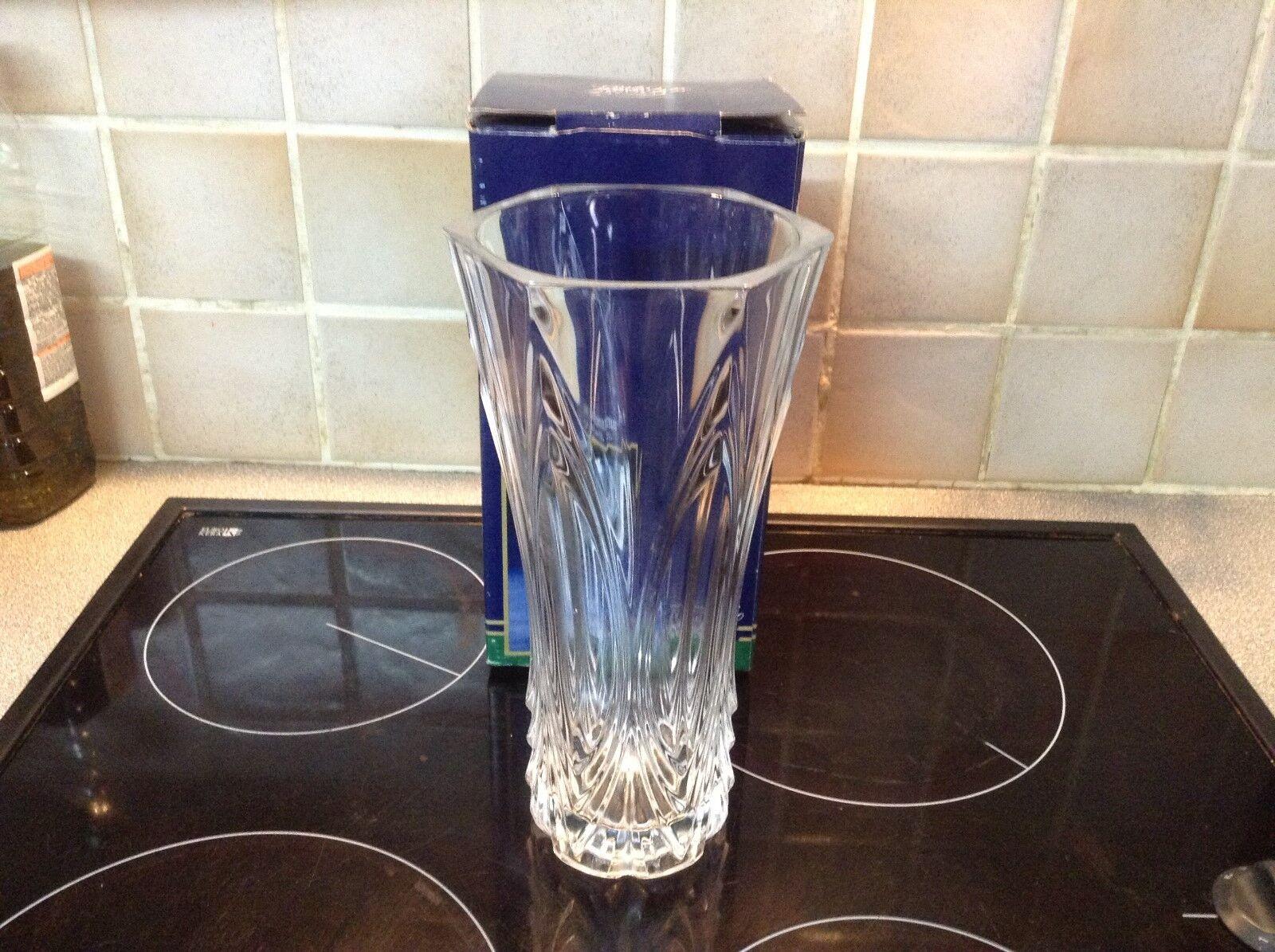 Cristal D'arques - Vase à fleur modèle châtelet