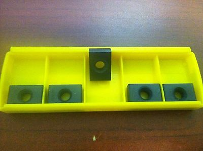 Kennametal Carbide Indexable Milling Inserts Lne43420 Kc935m Qty. 5 2119186