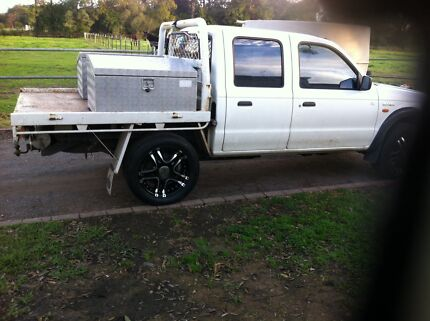Ford courier 4x4 turbo diesel  East Maitland Maitland Area Preview