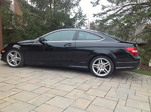 2013 Mercedes-Benz C350 4matic Coupe (2 door)