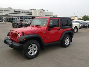 2014 Jeep Wrangler Sport 4WD V6 with Bluetooth