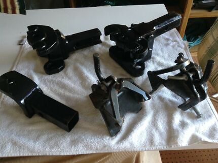 Towing Hitches and Stabiliser Bars and Accessories