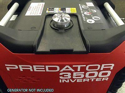 Predator 3500 Watt Inverter Generator Extended Run Fuel Cap