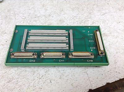 Fidia DCBYW1.1 Breakout Board DCBYW11