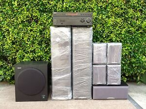 Sony Video Control / Audio Amp  & Speakers Labrador Gold Coast City Preview