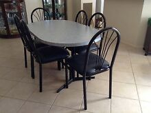 Dining Table, Chairs and Stools Kialla Shepparton City Preview