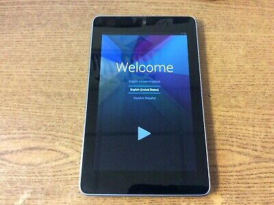 Nexus ME370T 8GB Android WiFi E-Reader Tablet