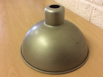 Vintage Aluminium Light Shade For Studio Light in Nice Condition