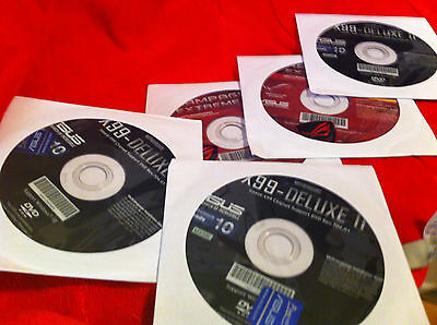Asus Drivers Installation Disk For Maximus Viii Extreme  Hero  Alpha  Original
