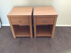 Bedside Tables Oxley Park Penrith Area Preview