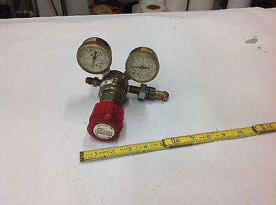 Boc Bhs500-200-680-4f 3000 Psi Compressed Gas Regulator 400-4000 Psi Gauges