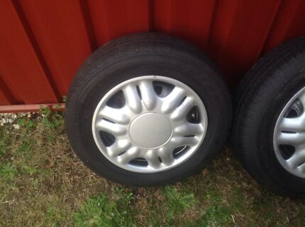 "13"" set of wheels cheap Mount Druitt Blacktown Area Preview"