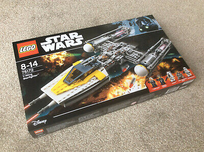 LEGO Star Wars 75172 Y-Wing Starfighter (New & Sealed) *RETIRED SET*